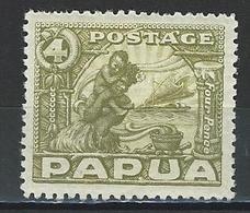 Papua SG 135, Mi 84 * MH - Papouasie-Nouvelle-Guinée