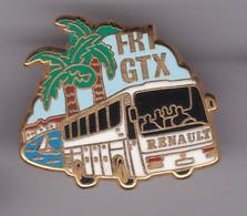 Pin's CAR FR1 GTX RENAULT SIGNE ARTHUS BERTRAND - Transportation