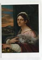 PAINTING - AK 325945 Sebastiano Del Piombo - Bildnis Einer Jungen Römerin - Peintures & Tableaux
