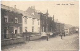 Ligny NA3: Rue De L'Eglise 1926 - Sombreffe