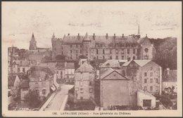 Vue Générale Du Château, Lapalisse, Allier, C.1910s - Besson CPA - Lapalisse
