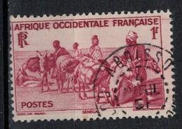A . O . F         N°  YVERT    30    ( 2 )     OBLITERE       ( O   3/24 ) - A.E.F. (1936-1958)