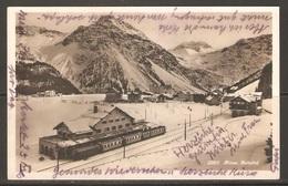 Carte P ( Suisse / Chemin De Fer / Arosa ) - GR Grisons