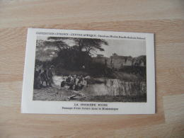 Citroen Afrique Croisiere Noire  Passage Riviere Mozambique - Postcards