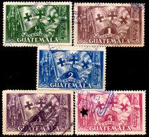 Guatemala-0104 - Emissione 1933 (o) Used - - Guatemala