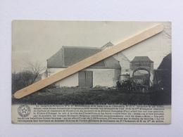 GENAPPE ,BAISY-THY ,QUATRE-BRAS «Nº 3 LA FERME DE GEMIONCOURT «Panorama,attelage (Édit La Belgique Historique). - Genappe