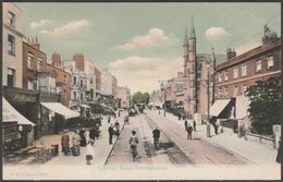 London Road, Southampton, Hampshire, C.1905-10 - FGO Stuart Postcard - Southampton