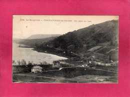 38 Isère, Charavines-les-Bains, Un Coin Du Lac, (G Et D.) - Charavines