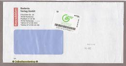 Privatpost - Arriva - Gel. Umschlag Mit Label M - BRD