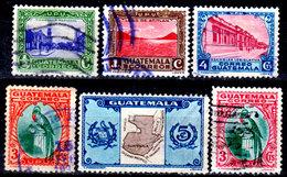 Guatemala-0106 - Emissione 1935-36 (sg/o) NG/Used - - Guatemala