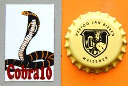 N°200  CAPSULE NEUVE  Bière - Beer - Bier- Cerveza - Birra - Beer