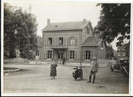 Gare De Godinne - Station - Statie Photo - Foto 18 X 13 Cm - + Oldtimer + Ancienne Moto - Railway