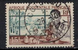 A . O . F         N°  YVERT    48  ( 2 )      OBLITERE       ( O   3/24 ) - A.O.F. (1934-1959)