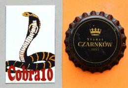N°212  CAPSULE NEUVE  Bière - Beer - Bier- Cerveza - Birra - Beer