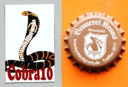 N°213  CAPSULE NEUVE  Bière - Beer - Bier- Cerveza - Birra - Beer