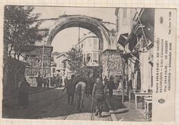 8AK1231 GUERRE 1914 15 16 EN ORIENT SALONIQUE L'ARC D'ALEXANDRE 2 SCANS - Grèce