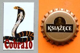 N°215  CAPSULE NEUVE  Bière - Beer - Bier- Cerveza - Birra - Beer