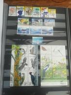 Set Fauna Finland Suomi (Pers Class Mich 5 ) - Postzegels