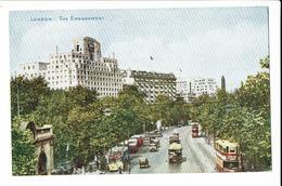 CPA - Carte Postale - Royaume Uni - London - The Embankment - S467 - London