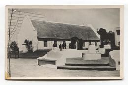 Empire Exhibition, Johannesburg 1936 - Old Cape Residence - Vintage South Africa Real Photo Postcard - Afrique Du Sud