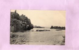 Carte Postale - BONNIERES D78 - La Seine - Bonnieres Sur Seine