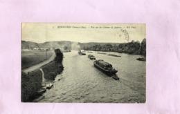 Carte Postale - BONNIERES D78 - Vue Sur Les Coteaux De Jeufosse - Bonnieres Sur Seine