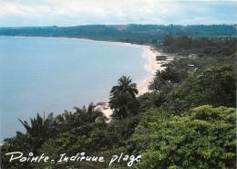 CONGO Pointe Noire Pointe Indienne  La Plage 14   (scan Recto-verso)KEVREN0629 - Pointe-Noire