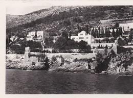 CPSM 10X15 . YOUGOSLAVIE . DUBROVNIK (la Côte Vue De La Mer) - Yougoslavie
