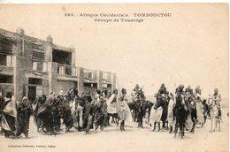 Mali. Tombouctou. Groupe De Touaregs - Mali