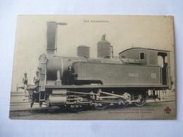 MONTPELLIER - PALAVAS : INTERET LOCAL De L'HERAULT - Locomotive à Vapeur  N°63 - Voir Les Scans - Trains