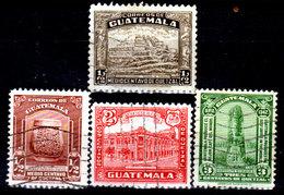 Guatemala-0118 - Emissione 1942-1943 (o) Used - - Guatemala