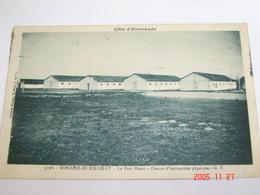 C.P.A.- Dinard Saint Enogat (35) - Le Port Blanc - Centre D'Instruction Physique - 1934 - SUP (AB79) - Dinard