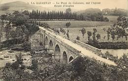 - Dpts Div.-ref-ZZ653- Herault - La Salvetat - Pont De Cabanes Sur L Agout - Route D Angles - - La Salvetat