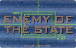 Télécarte Japon / 110-206369 - CINEMA - ENNEMY OF THE STATE - MOVIE Japan Phonecard - E 10251 - Cinema