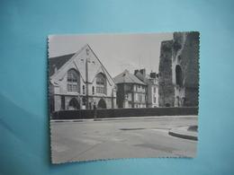 PHOTOGRAPHIE GRAND FORMAT  -  COMPIEGNE  -  60  -  Chapelle St Nicolas  -  1966 -  12,4  X 14,4  Cms  - OISE - Lieux