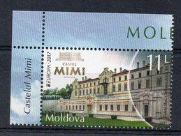 MOLDAVIE - MOLDOVA - EUROPA - 2017 - CHATEAUX - CASTLES - VIN - WINE - OENOLOGY - OENOLOGIE - - Moldavie
