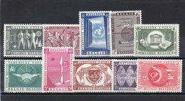 BELGIEN 1958 ** - Belgien