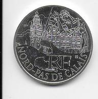 2011 - 10 EURO Des REGIONS  ARGENT - NORD PAS DE CALAIS - NON CIRCULEE - France
