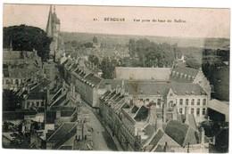 CPA, Bergues, Vue Prise Du Haut Du Beffroi (pk48242) - Bergues