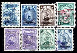 Guatemala-0121 - Emissione 1945-48 (o) Used - - Guatemala