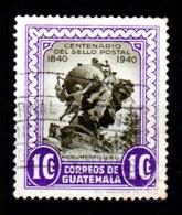 Guatemala-0122 - Emissione 1946 (o) Used - - Guatemala
