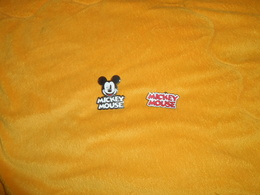 LOT DE 2 PIN'S MICKEY MOUSE. DISNEYLAND PARIS . - Disney