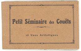 Carnet 18 CPA - Petit Séminaire Des Couëts - France