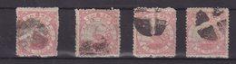 JAPON : N° 32 . PLANCHE 1 . 4 EX . AB ATB . 1875 . - Japan