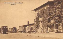Liebenwalde Am Finowkanal - Bahnhof - Casernes