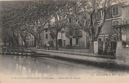 Quai De La Poste - L'Isle Sur Sorgue