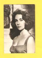 Postcard - Elisabeth Taylor     (26710) - Acteurs