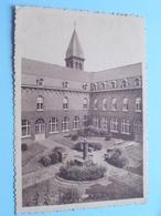 Kostschool O.L.Vrouw Van Vlaanderen - Binnenhof ( Thill ) Anno 1939 ( Zie Foto's ) ! - Kortrijk