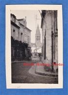 Photo Ancienne Snapshot - LOUVECIENNES - Rue à Situer - Magasin - Plaque Publicitaire Byrrh - Yvelines - Unclassified