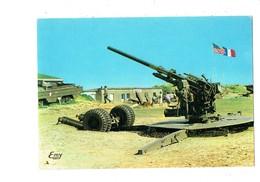 Cpm - 50 - SAINTE MARIE DU MONT - UTAH BEACH - Musée Débarquement 6 Juin 1944 - Canon Camion Drapeau USA - Materiale